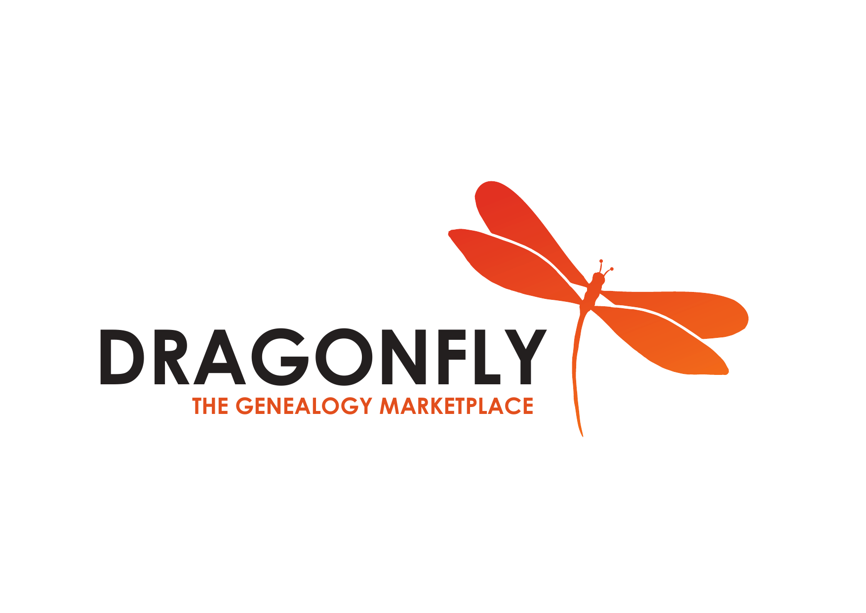 Dragonfly Genealogy logo